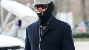 Leonardo DiCaprio a végletekig elmegy, csak hogy ne fotózzák