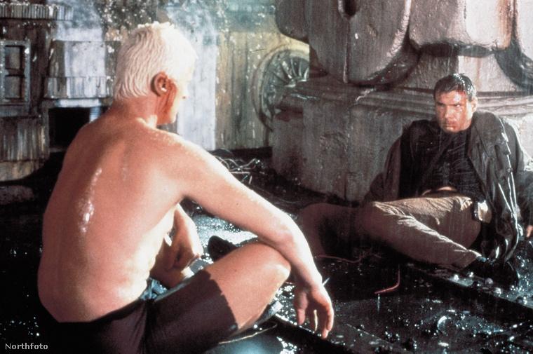 Az egyik jelenet az 1982-es, ikonikus filmből.