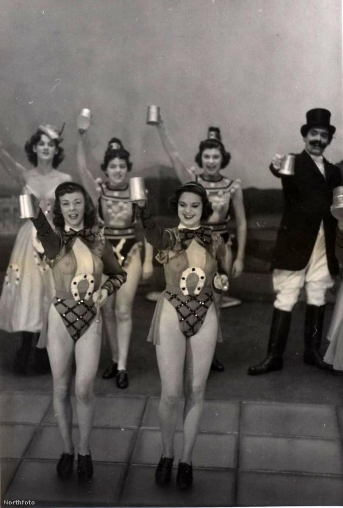 Nemrég kerültek nyilvánosságra eddig nem látott fotók a '30-as évek Londonjából