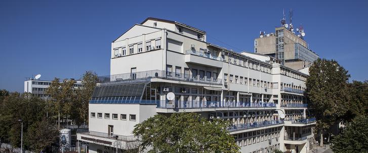 A belgrádi egyetem gyermekklinikája