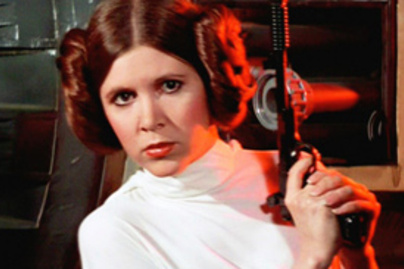 carrie fisher lanya star wars lead