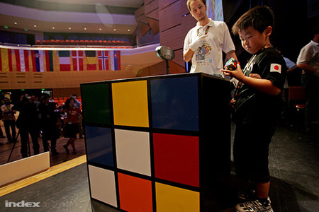 Rubik-kocka-világbajnokság, Budapest