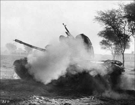 1971-ben India megsemmisítő vereséget mért Pakisztánra