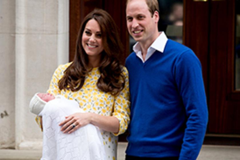 Ide vitték haza Charlotte hercegnőt  képeken Katalin és Vilmos vidéki  otthona 14d3d2bb8e