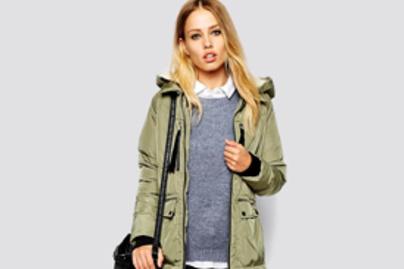 6 nőies kabát télre, ami egyáltalán nem kövérít Szépség és