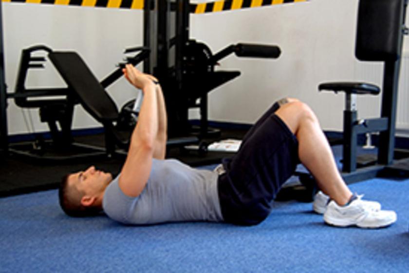 Súlyzós edzés és fogyás? Micsoda?!