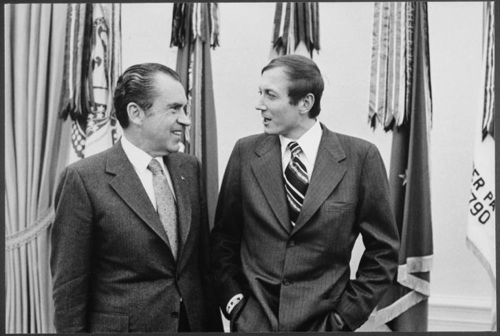 Jevtusenkó és Richard Nixon