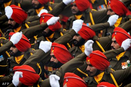 Az indiai hadsereg pandzsábi hadosztálya