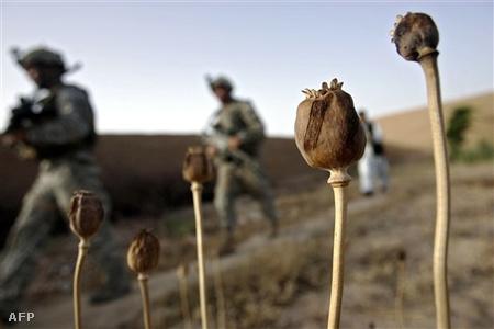 Amerikai katonák Afganisztánban
