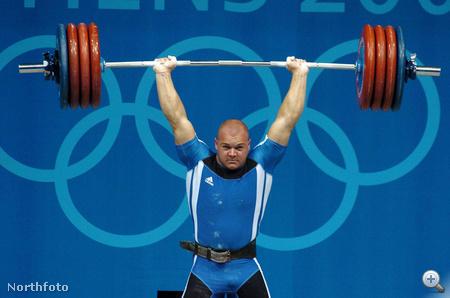 Súlyemelés a 2008-as olimpiáról