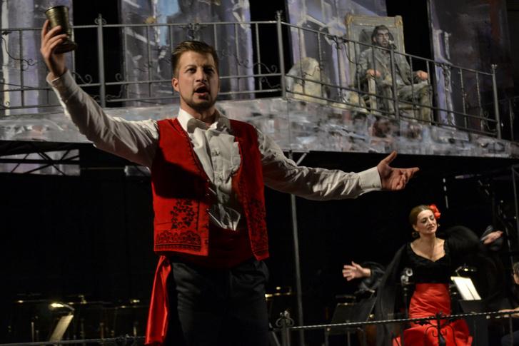 A Don Giovanni Kolozsvárott