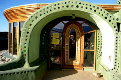 earthship lead