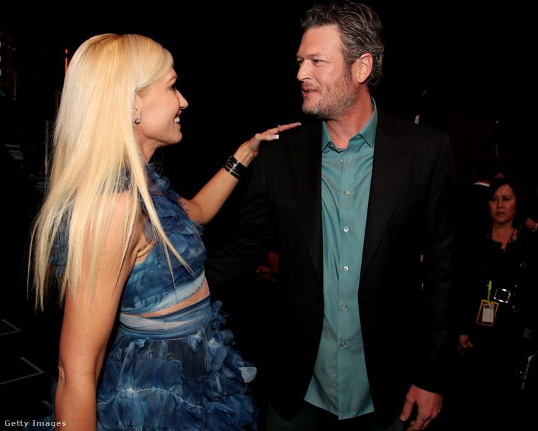 Gwen Stefani és Blake Shelton