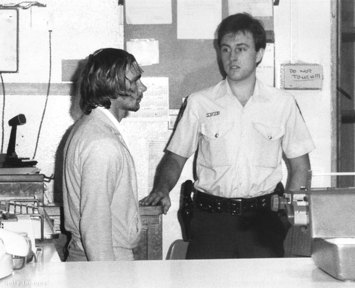 Gary Steven Murphy, az egyik elkövető