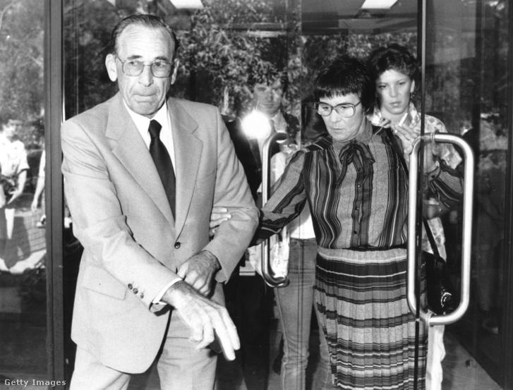 Garry és Grace Lynch, Anita Cobby szülei
