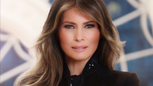 Így fog megváltozni Melania Trump külseje, mikor beköltözik a Fehér Házba