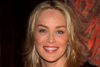 sharon stone cannes lead