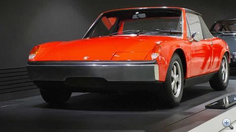 VW-Porsche 914, a lenézett középmotoros. Ami pedig nem volt rossz kocsi