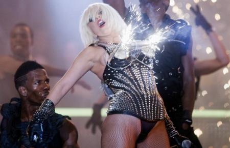 Lady Gaga a MuchMusic díjkiosztón