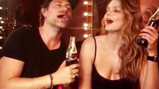 Instahíradó: Mihalik Enikő lehet a Coca Cola új arca