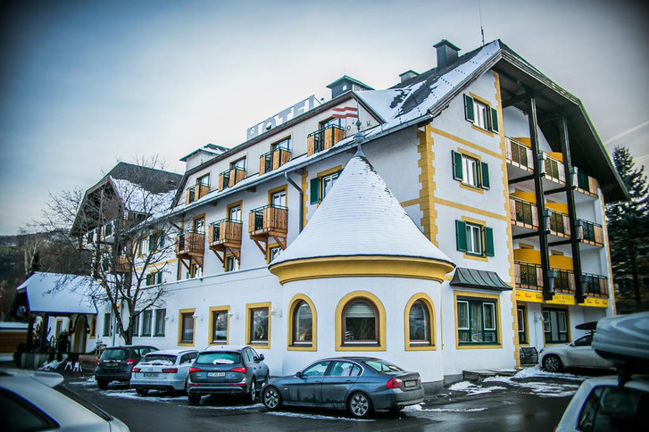 Egy kép a hotelről a Booking.com oldaláról