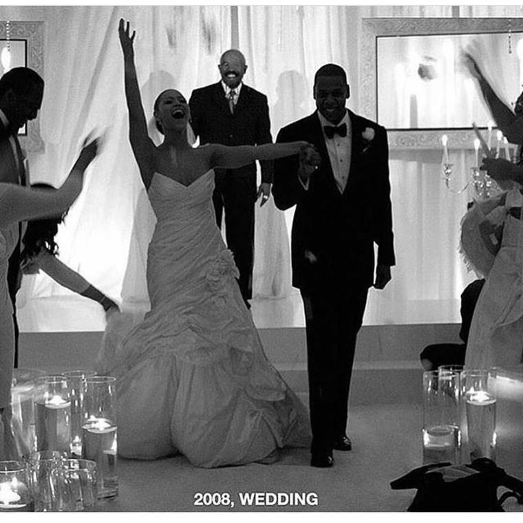 """Beyoncé és Jay-Z a """"boldogító igen"""" után"""