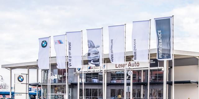 BMW Leier Autó 2017 kep