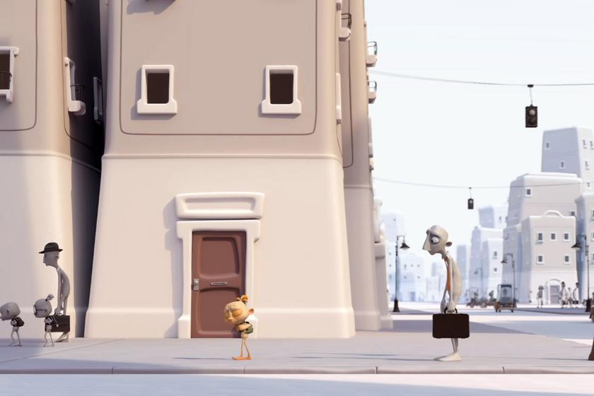 Részlet a kisfilmből