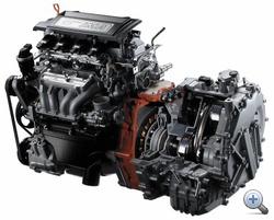 A Honda Insigt párhuzamos könnyű (mild) hibrid