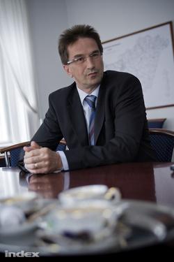 Völner Pál (fotó: Huszti István)