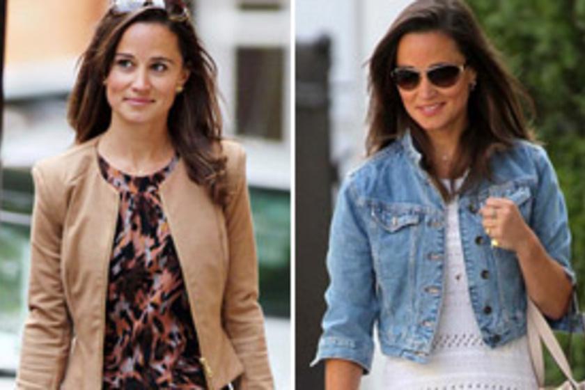 f7739df8ab Pippa Middleton csajos ruháira vágyik a legtöbb nő