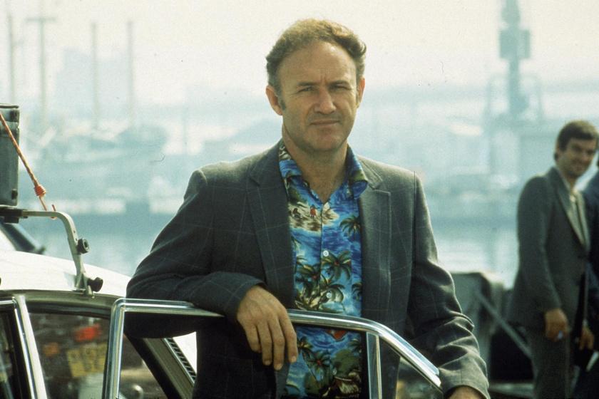 Gene Hackman a Francia kapcsolat című filmben
