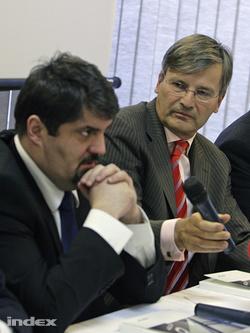 Hagyó Miklós és Demszky Gábor