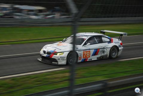 A DTM és a WTCC nagymenői, valamint a gyári tesztpilóta. Elég erős és tapasztalt a BMW csapata