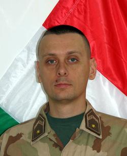 Kolozsvári György (fotó: hm.gov.hu)