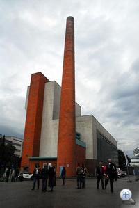 Kraftwerk a dohánygyárban - az idei Ars Electronica fő helyszíne