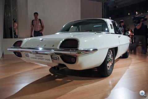 Nem, tényleg nem csináltak ennél szebb autót egész Japánban