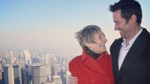 Hugh Jackman anyukája egyszerűen imádnivaló