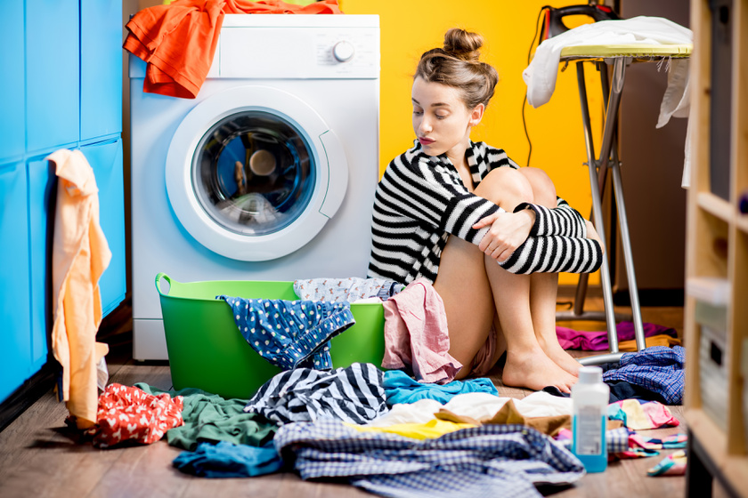 Ez az 5 leggyakoribb mosási hiba, ami nemcsak fertőzést, de bosszankodást is okoz