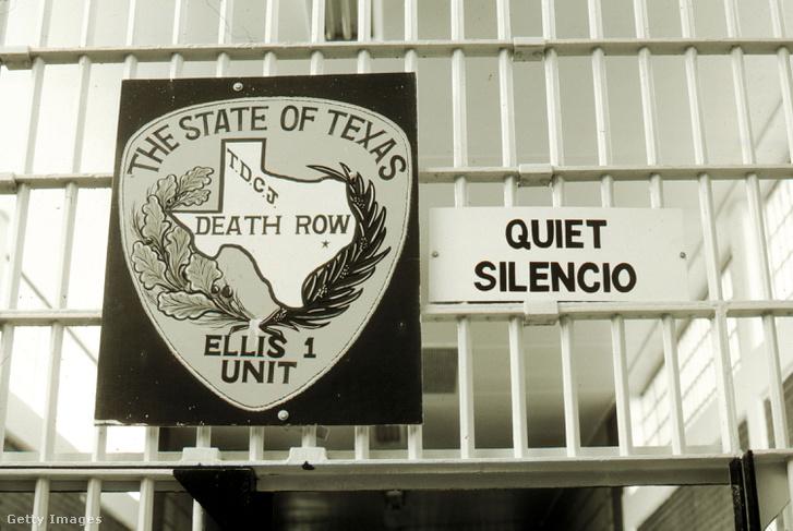 Halálsor Texasban