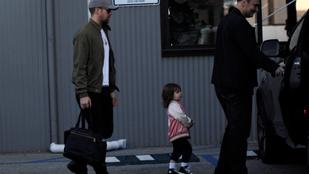 Látta már Ryan Gosling és Eva Mendes kislányát?