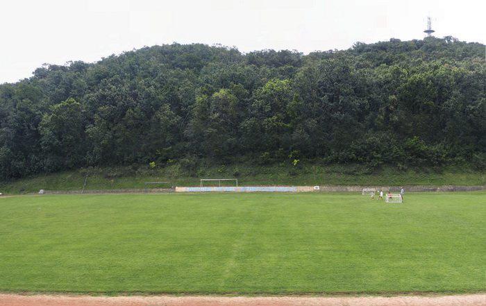 A fonyódi focipálya