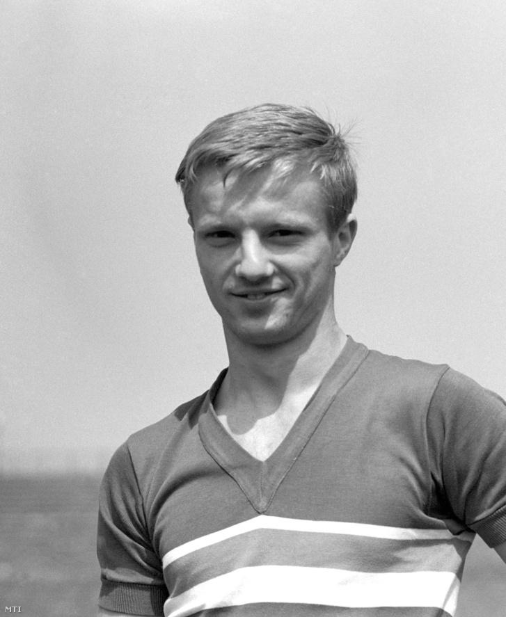 Varga Zoltán 1964-ben