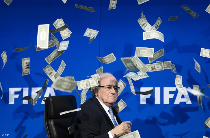 Joseph S. Blatter