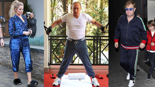 Milliós luxustréningruhák Putyintól Elton Johnig