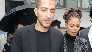 Janet Jackson öt év házasság után válik gazdag férjétől