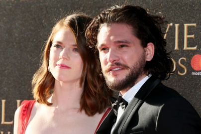 rose-leslie-kit-harington-olivier-awards-2017-cover
