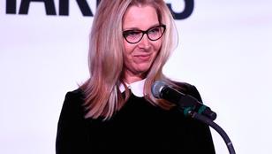 Lisa Kudrow: Nem lesz Jóbarátok-film