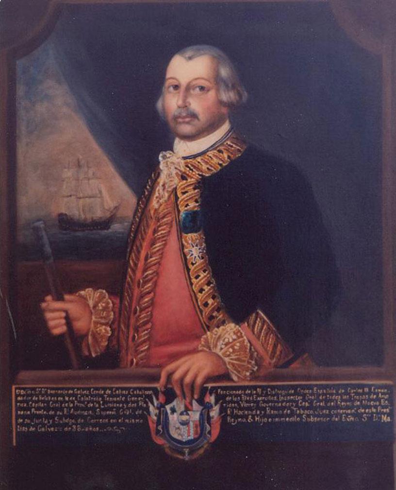 A galvestoni Galvez Hotel falán lóg az egykori spanyol katonai vezető, Bernardo de Galvez portréja, melyben szellemét sejtik lakozni. Állítólag több vendég beszámolt róla, hogy a festmény követi szemeivel, és körülötte s helyiség többi részénél hűvösebb területeket is felfedeztek.