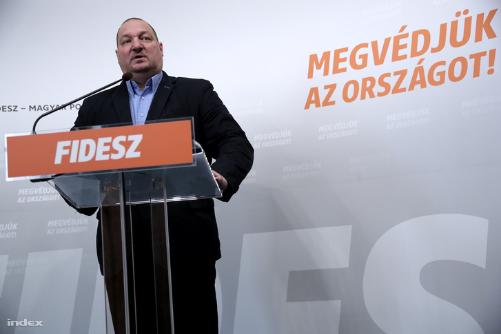 Németh Szilárd a Fidesz rezsicsökkentésért felelős munkacsoportjának vezetője